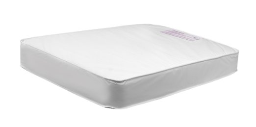 Davinci Crescent Mini Crib Universal Fit Waterproof 50-Coil Mattress